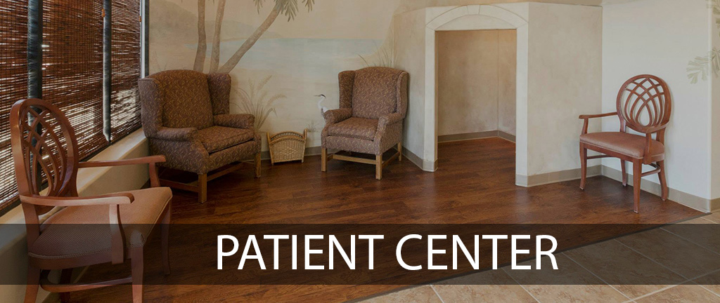 Patient Center blurb image